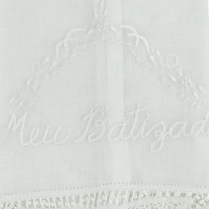 Toalha Batizado Renda Renascença MPoá (grande)