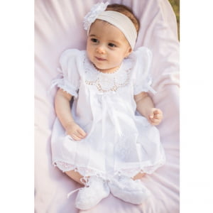 Vestido Renda Renascença Luísa (RN)