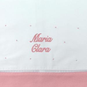 Kit Carrinho Personalizado Rosa