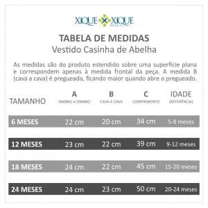 VESTIDO CASINHA DE ABELHA FLORAL VERMELHO (6, 12, 18 E 24 MESES) + CALCINHA FUSTÃO VERMELHO